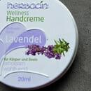 Herbacin Wellness Handcreme Lavendel (Tiegel)