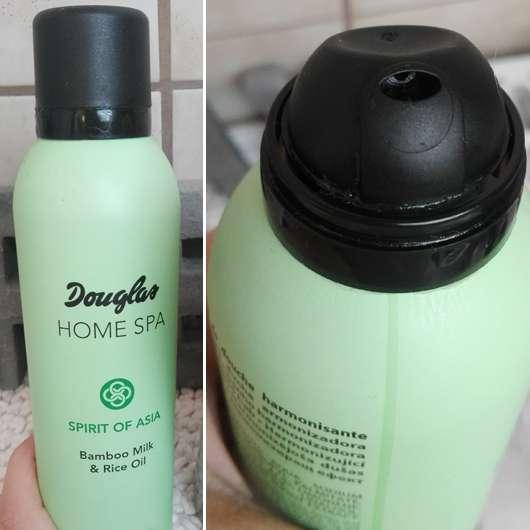 <strong>Douglas Home Spa</strong> Spirit Of Asia Bamboo Milk & Rice Oil Harmonisierender Duschschaum