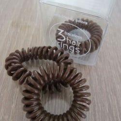 Produktbild zu invisibobble ORIGINAL Collection Haargummi – Farbe: Pretzel Brown