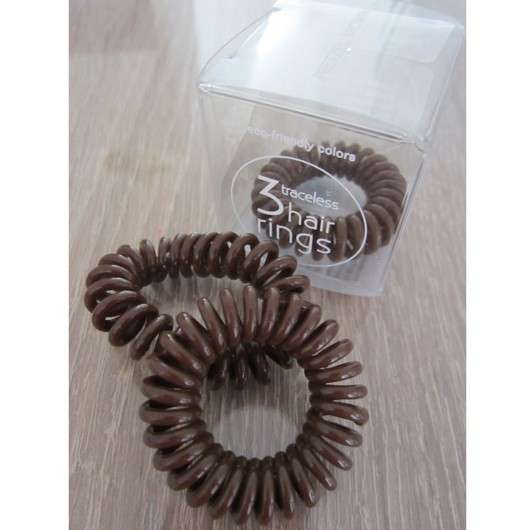 invisibobble ORIGINAL Collection Haargummi, Farbe: Pretzel Brown