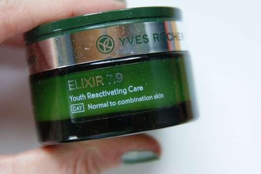 Yves Rocher Elixir 7.9 Crème Énergie Jeunesse (Normale Haut & Mischhaut)