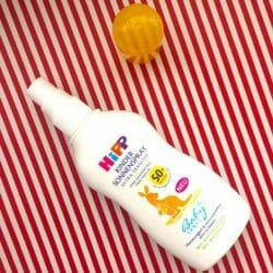 Produktbild zu HiPP Babysanft Kinder Sonnenspray LSF 50+