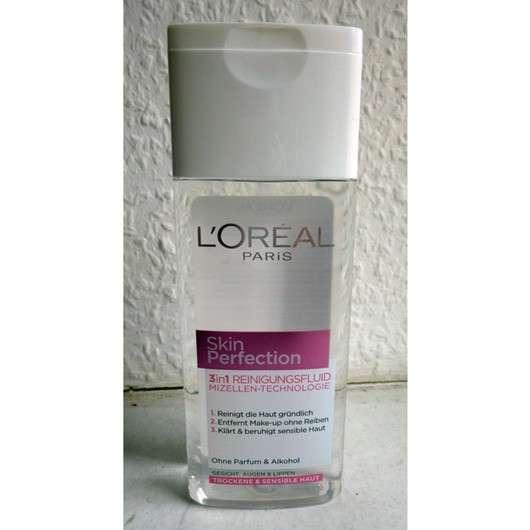 L'ORÉAL PARiS SkinPerfection 3in1 Reinigungsfluid Mizellen-Technologie