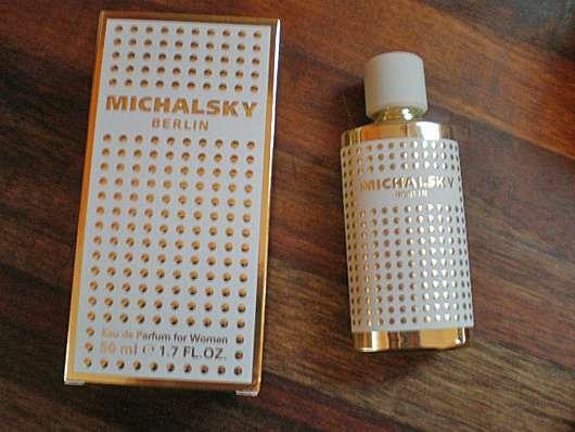 Michael Michalsky BERLIN for women Eau de Parfum