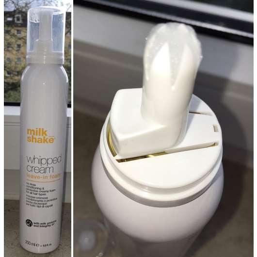 milk_shake conditioning whipped cream