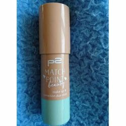 Produktbild zu p2 cosmetics make up & correction duo stick – Farbe: 020 perfect caramel (LE)