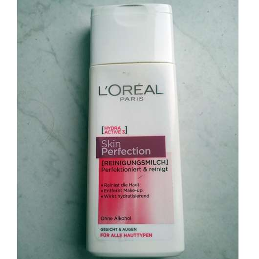 L'ORÉAL PARiS SkinPerfection Reinigungsmilch