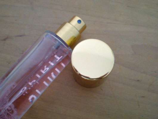 SPIRIT of cashmere musk Eau de Parfum