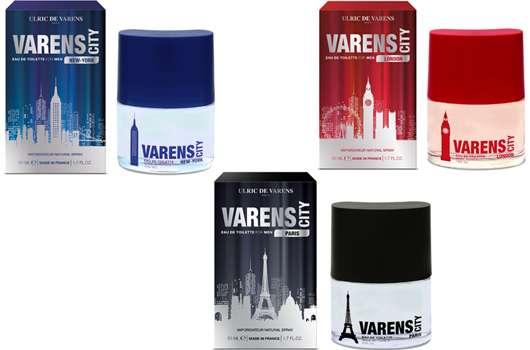 "Ulric de Varens Duftserie ""Varens City"""