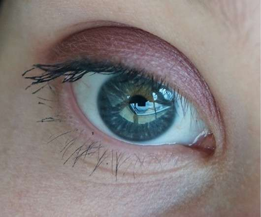 essence the velvets eyeshadow, Farbe: 07 you better mauve!
