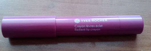 <strong>Yves Rocher Couleurs Nature</strong> Farbglanz Lipbalm - Farbe: Mauve tendre (LE)