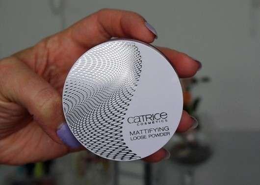 Catrice Mattifying Loose Powder, Farbe: C01 Transparent (LE)