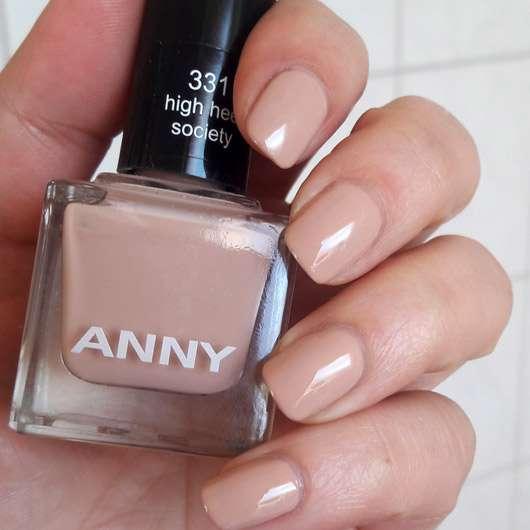 ANNY Nagellack, Farbe: 331 high heel society