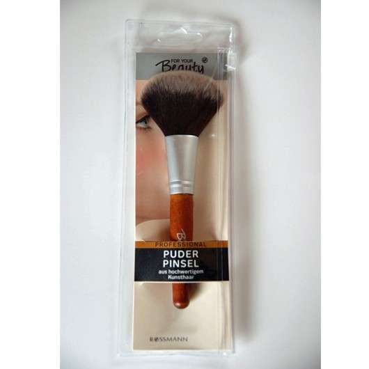 for your beauty Professional Puderpinsel