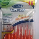 "DenTek Easy Brush Interdental-Bürsten Extra Fein ""Minze"""