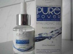 Produktbild zu Develle Pure Power Hyaluronic Gel mit Aloe Vera