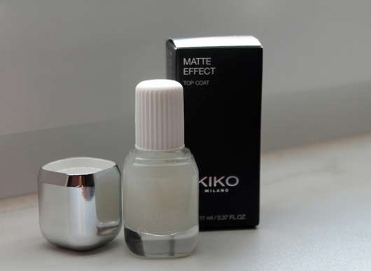 <strong>KIKO</strong> Matte Effect Top Coat