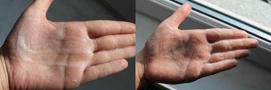ISANA Duschpeeling Creme & Öl (LE)