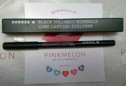 Produktbild zu KORRES Black Volcanic Minerals Professional Long Lasting Eyeliner – Farbe: 01 black