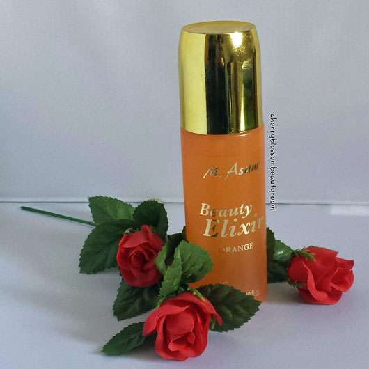 M. Asam Beauty Elixir Orange