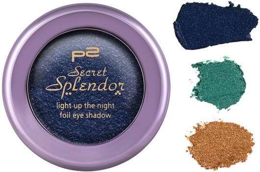 "p2 cosmetics Limited Edition ""Secret Splendor"""