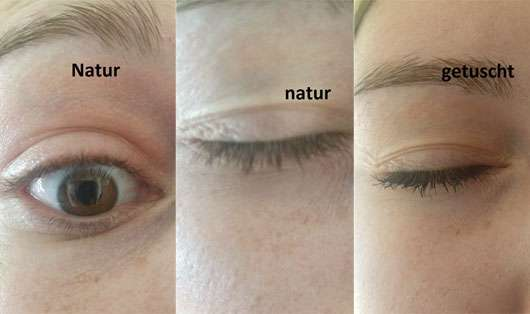 Make up Factory Dream Eyes waterproof Mascara, Farbe: Black (LE)