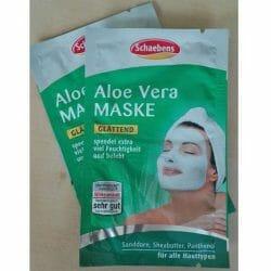 Produktbild zu Schaebens Aloe Vera Maske