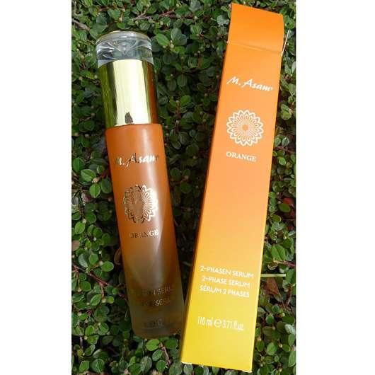 M. Asam Orange 2-Phasen-Serum