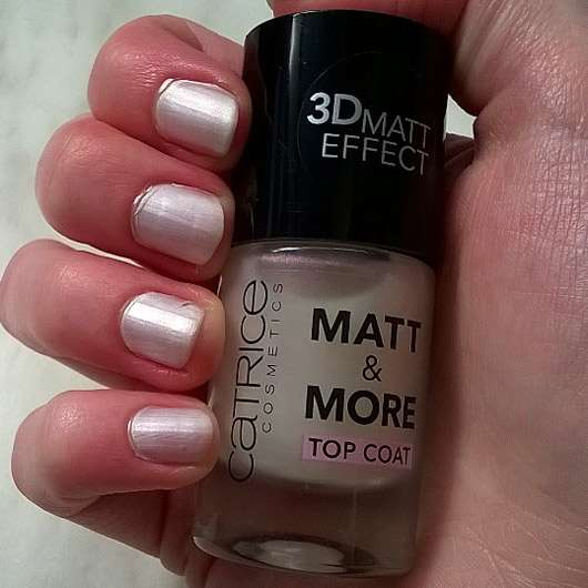 Catrice Matt & More Top Coat