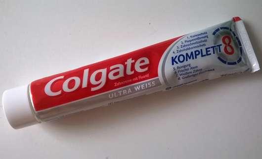 Colgate Komplett Ultra Weiss Zahncreme