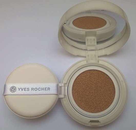 <strong>Yves Rocher Couleurs Nature</strong> Pure Light Cushion Foundation - Farbe: Rosé 200