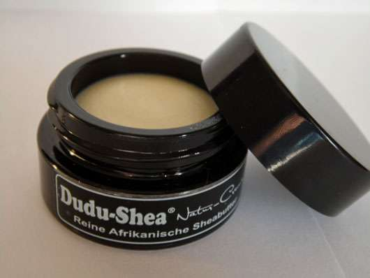 Dudu Shea Natur-Creme – Reine Afrikanische Sheabutter