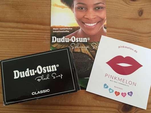 Dudu Osun CLASSIC - Schwarze Seife