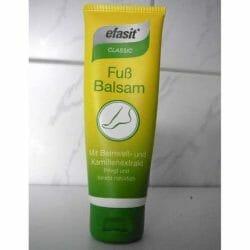 Produktbild zu efasit Classic Fuß Balsam