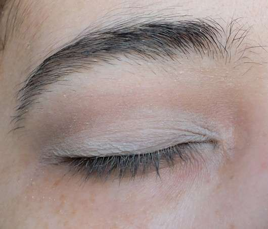 essence the velvets eyeshadow, Farbe: 02 almost peachy!