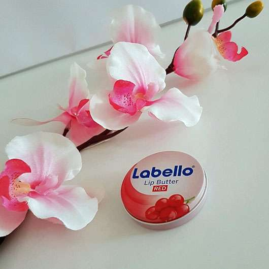 <strong>Labello</strong> Lip Butter Berry Red