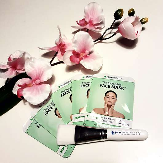 <strong>MayBeauty</strong> The Incredible Face Mask