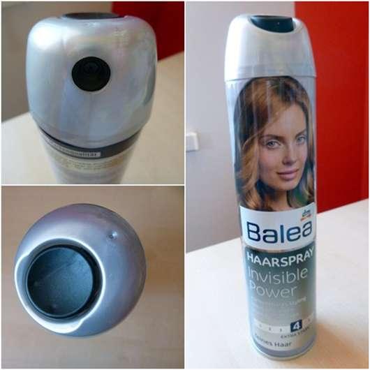 Balea Haarspray Invisible Power