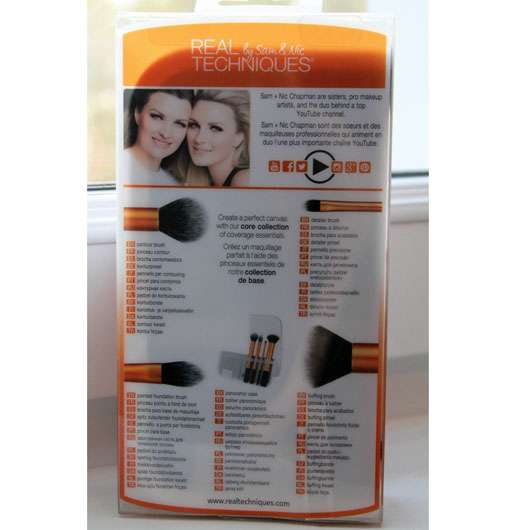 Real Techniques Core Collection Kit