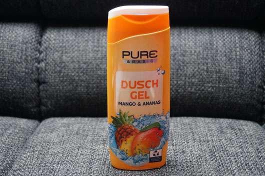<strong>Pure & Basic</strong> Duschgel Mango & Ananas