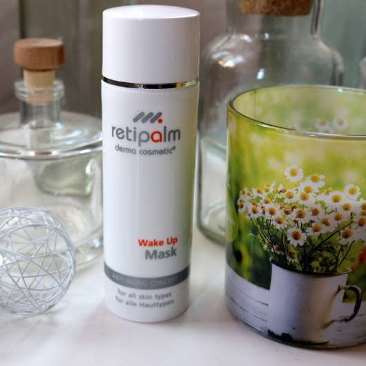 <strong>retipalm</strong> Wake Up Mask
