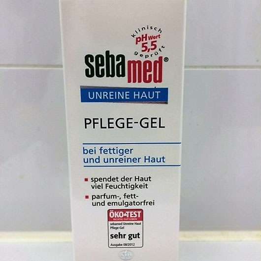 sebamed Unreine Haut Pflege-Gel
