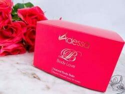 Produktbild zu Adessa Body Love Natural Body Balm Vanille-Mandarine