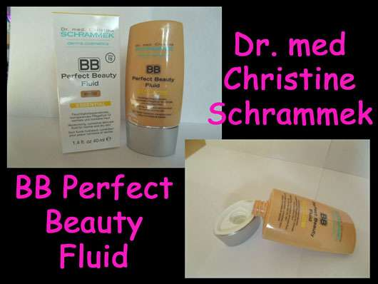 <strong>Dr. med. Christine Schrammek</strong> BB Perfect Beauty Fluid - Farbe: Beige