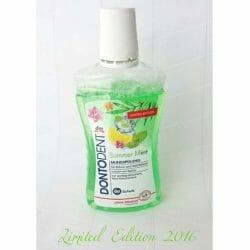 Produktbild zu DONTODENT Mundspülung Summer Mint (LE)
