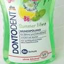 DONTODENT Mundspülung Summer Mint (LE)