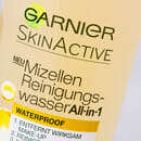 Garnier SkinActive Mizellen Reinigungswasser All-in-1 Waterproof