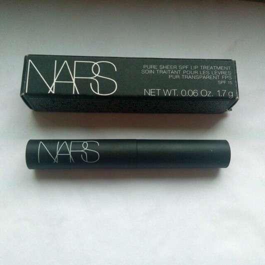 Nars Pure Sheer SPF Lip Treatment, Farbe: Paloma