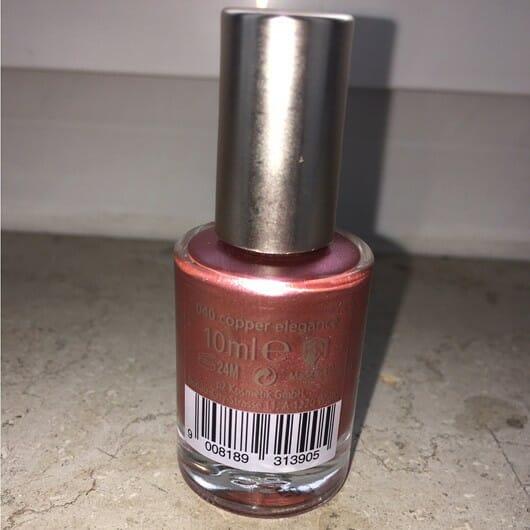 p2 sunshine goddess glorious mysteries nail polish, Farbe: 040 copper elegance (LE)