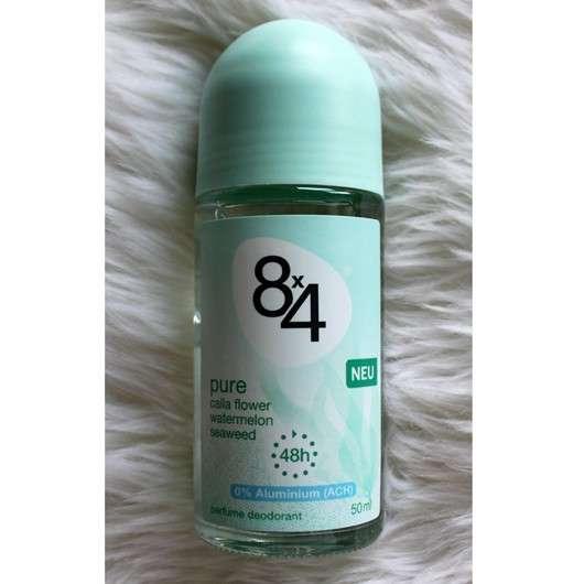 8x4 Pure Deodorant Roll-On